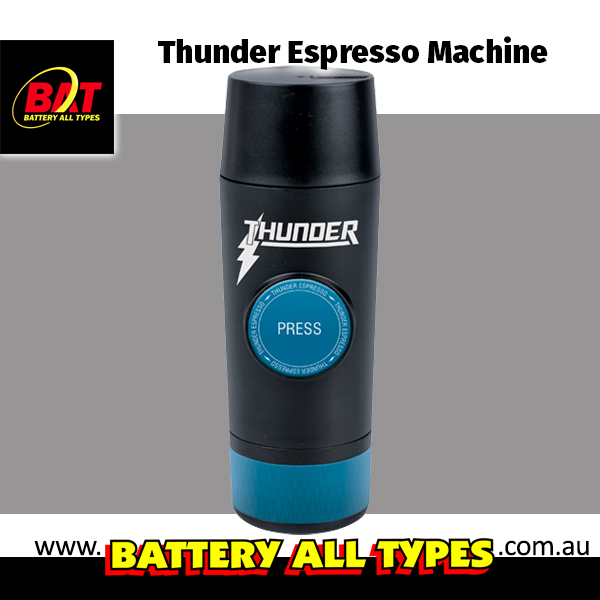 Thunder Espresso Machine